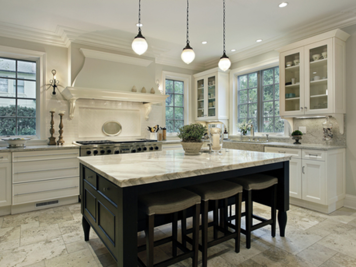 Create the perfect custom kitchen
